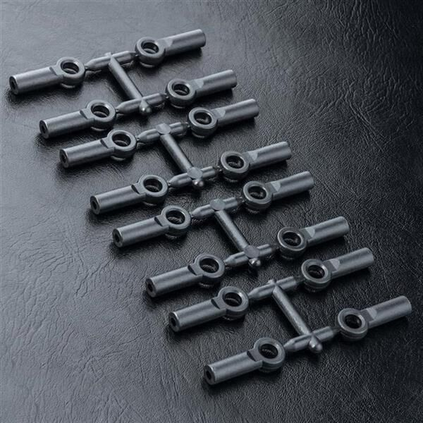 Robitronic 5.8 Rod ends set / MST230057