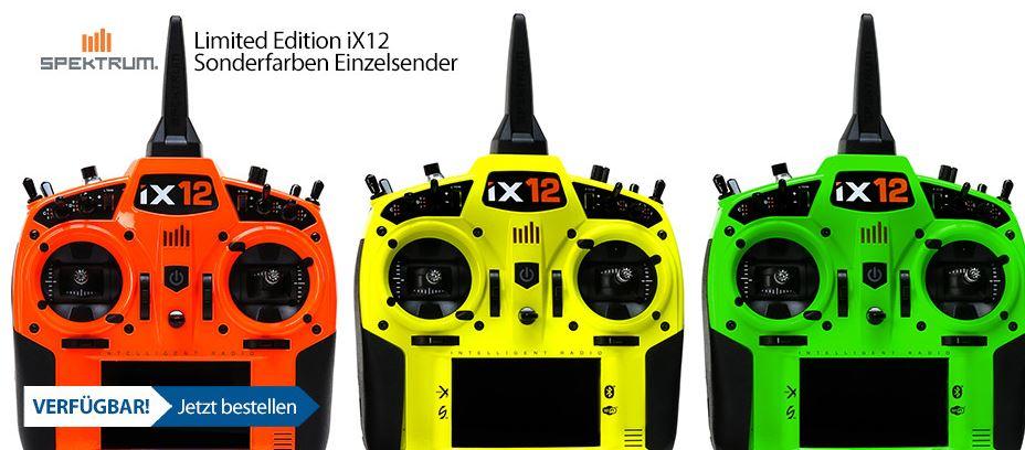 Spektrum IX12 / Premium Sender alle Versionen